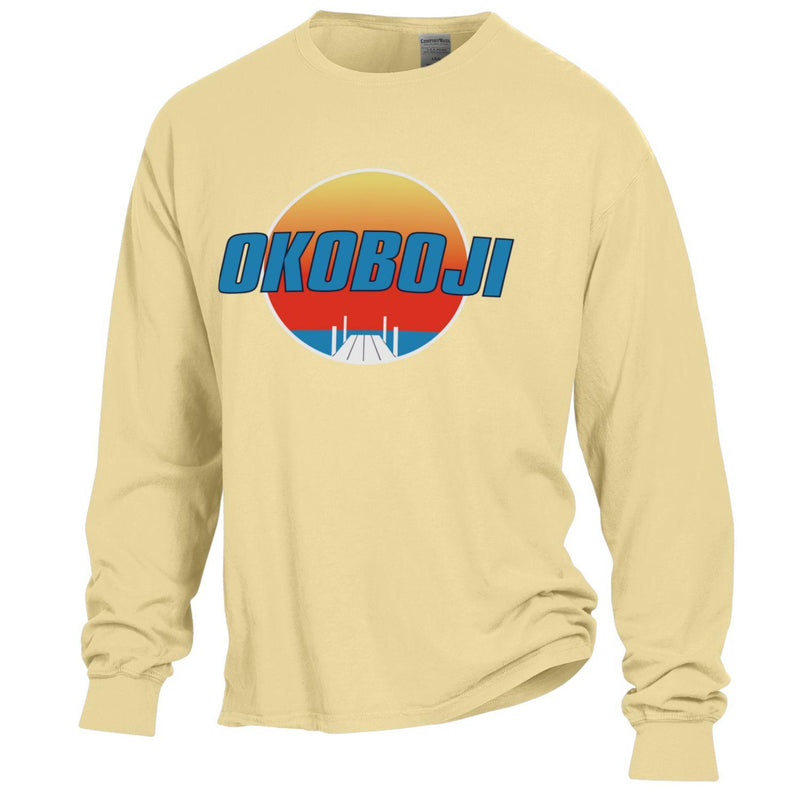 University of Okoboji Dock Town Longsleeve Tee