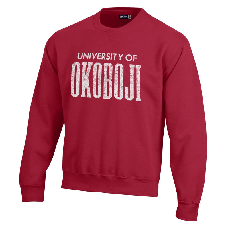 University of Okoboji Red & White Crew