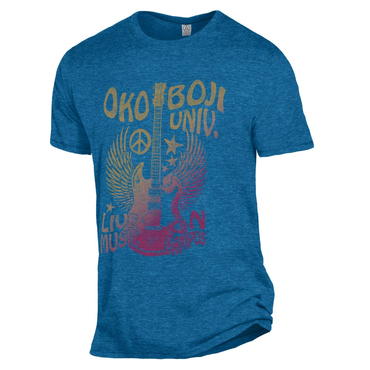 University of Okoboji Live Music Tee