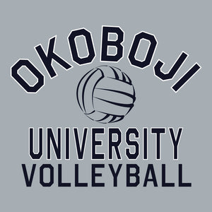 Kid's Okoboji University Volleyball T-Shirt