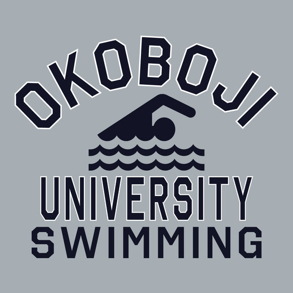 Kid's Okoboji University Swimming T-Shirt