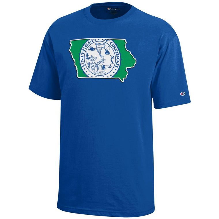 Kids University of Okoboji in Iowa T-Shirt