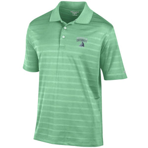University of Okoboji Textured Solid Polo - StateMint