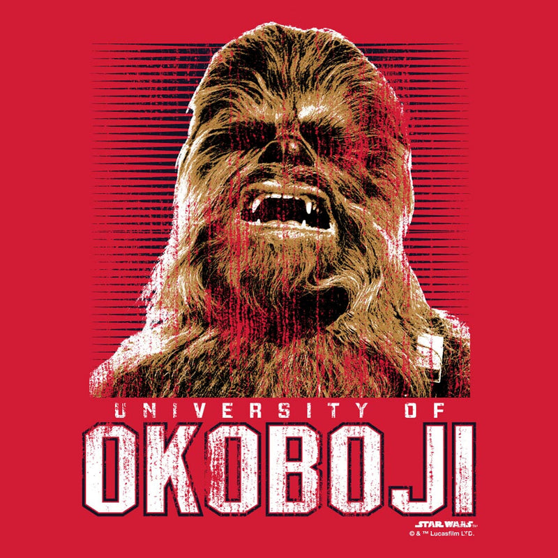 U of Okoboji Star Wars™ Chewbacca Tee