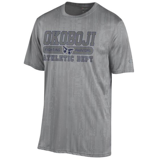 University of Okoboji Athletic Short-Sleeve - Athletic Department
