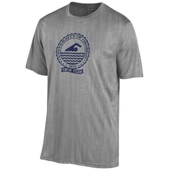 University of Okoboji Athletic Short-Sleeve - Swim Team