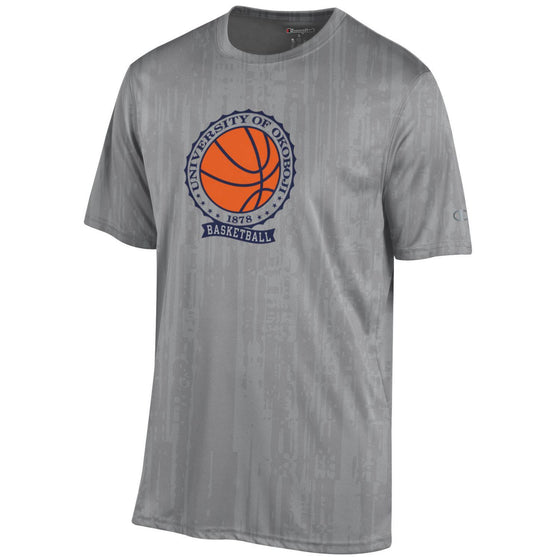 University of Okoboji Athletic Short-Sleeve - Basketball