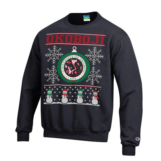 University of HO HO HO'koboji Crewneck