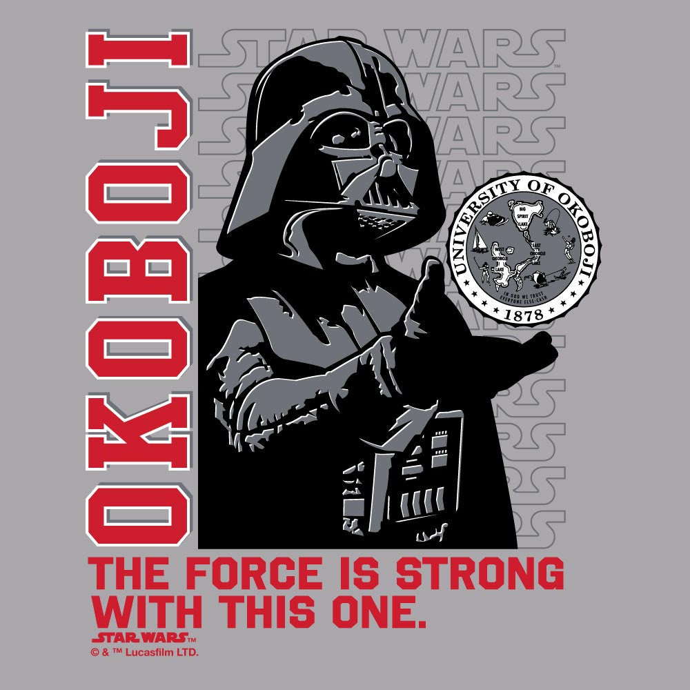 Youth Okoboji Star Wars™ The Force is Strong Tee