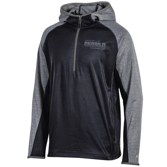 Convergence Hooded QZ - Black