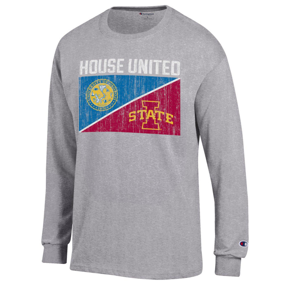 House United Long Sleeve - Okoboji/Iowa State