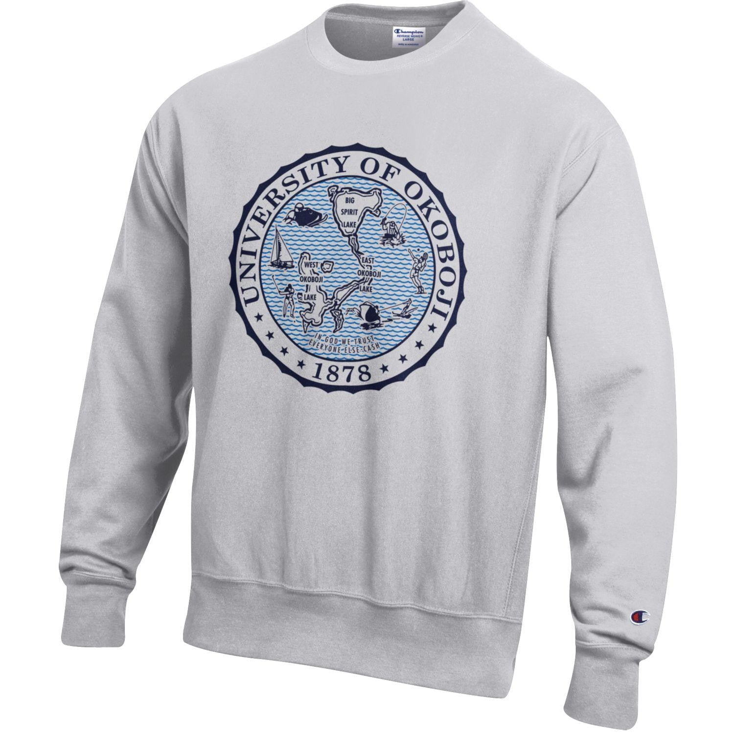 669d5af59 Crew Neck Sweatshirts - The Three Sons