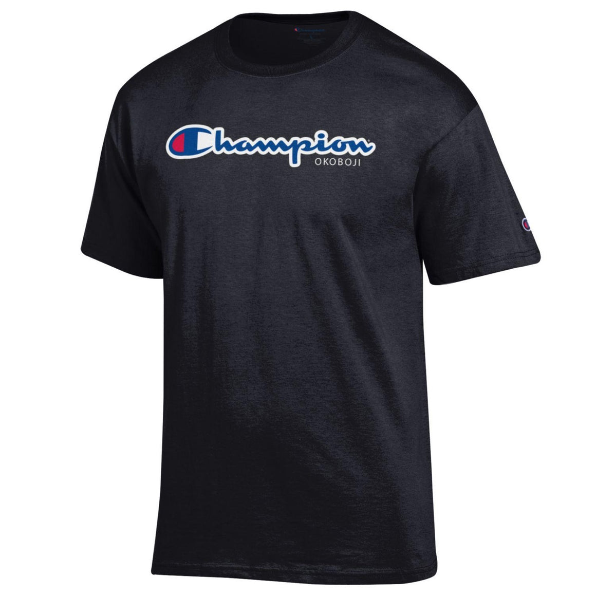 Champion® of Okoboji - Cool Black