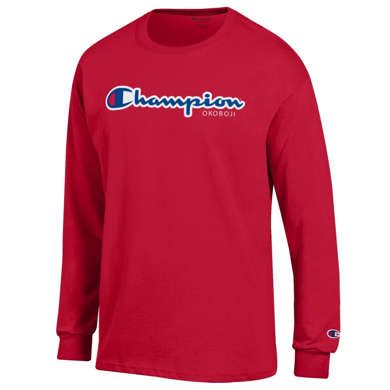 Champion® of Okoboji Long Sleeve - Really Red