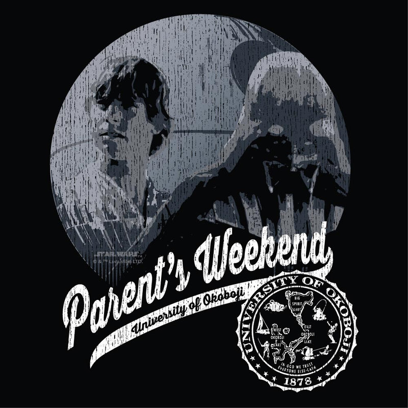Okoboji Star Wars™ Parents Weekend Tee