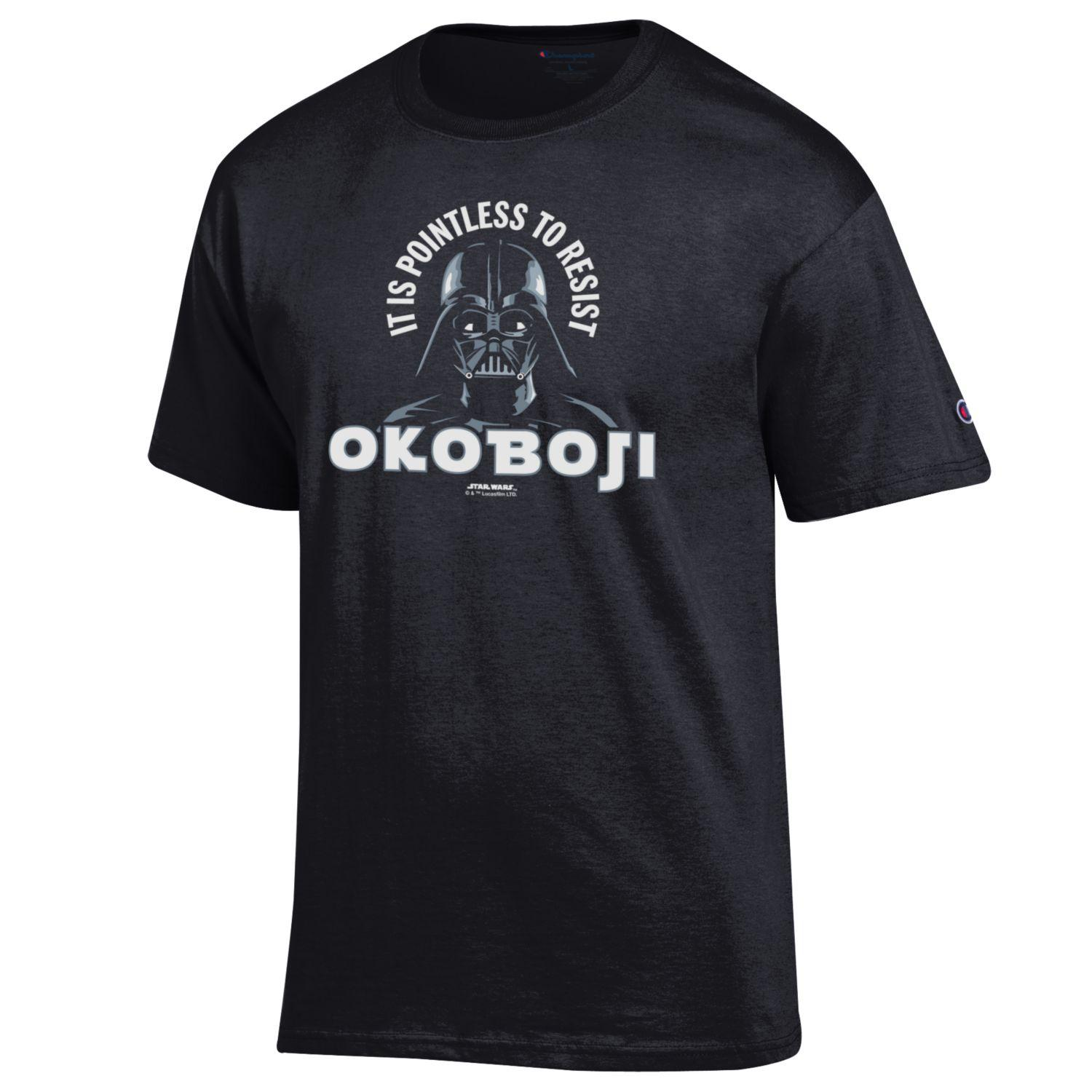 "University of Okoboji Star Wars™ ""It's Pointless to Resist"" Tee"