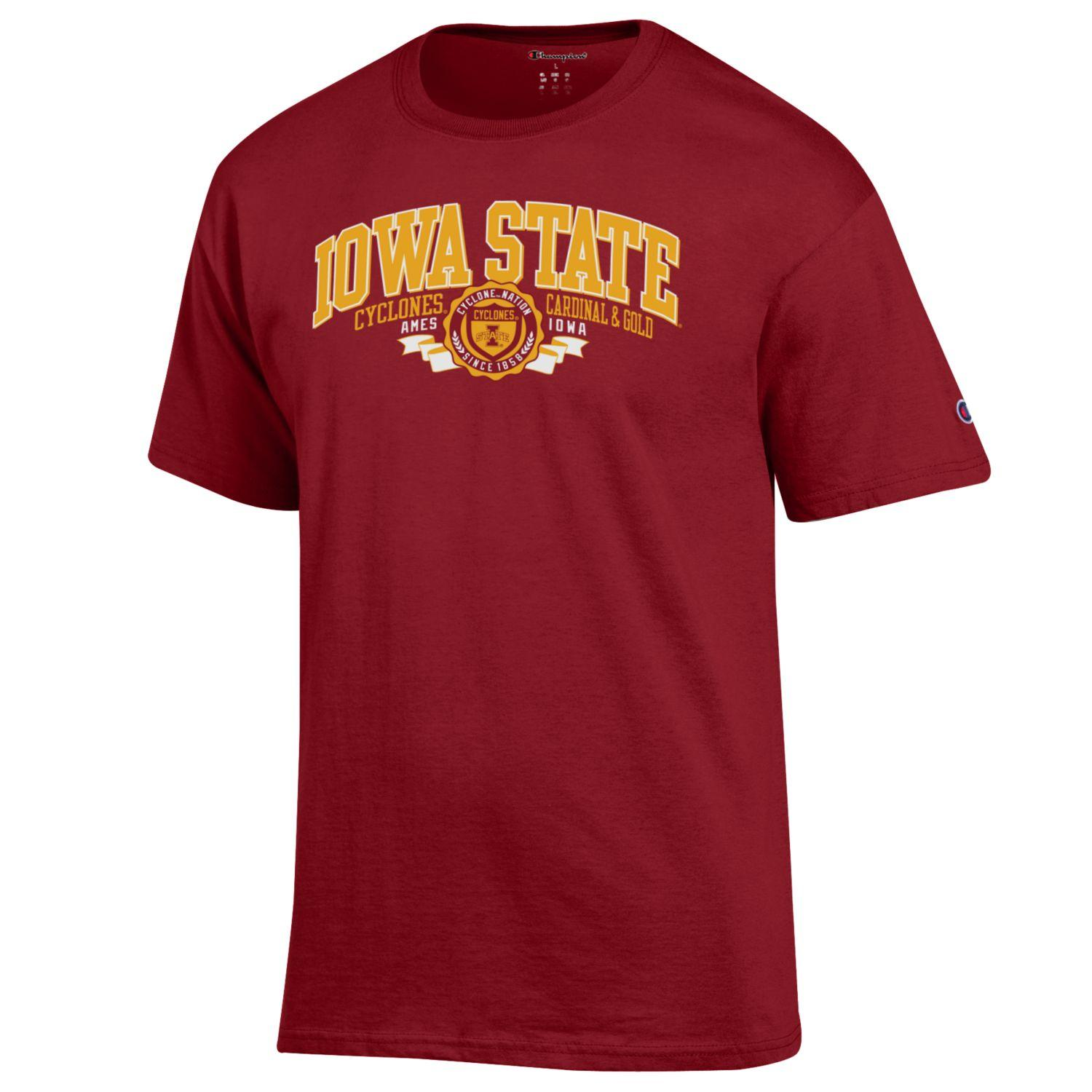 Iowa State Cyclone Nation Tee