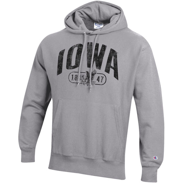 Iowa Hawkeye Champion Hood