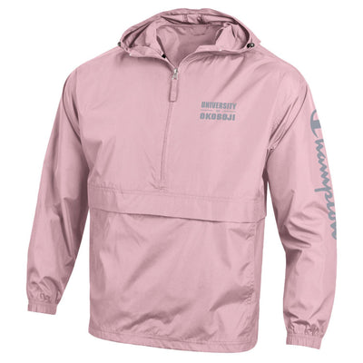CHAMPION Pack N Go OKOBOJI Jacket - Feather Pink