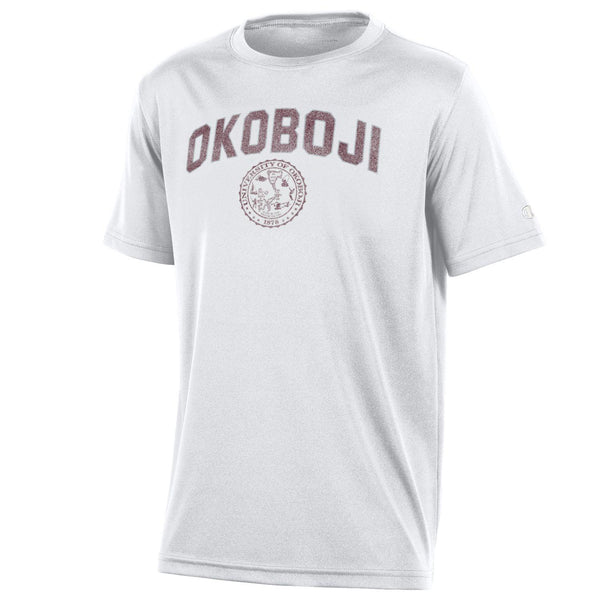 Okoboji Youth Athletic Short Sleeve Tee