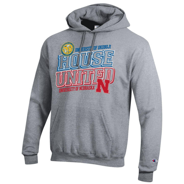 House United University of Okoboji / Nebraska Champion Hood