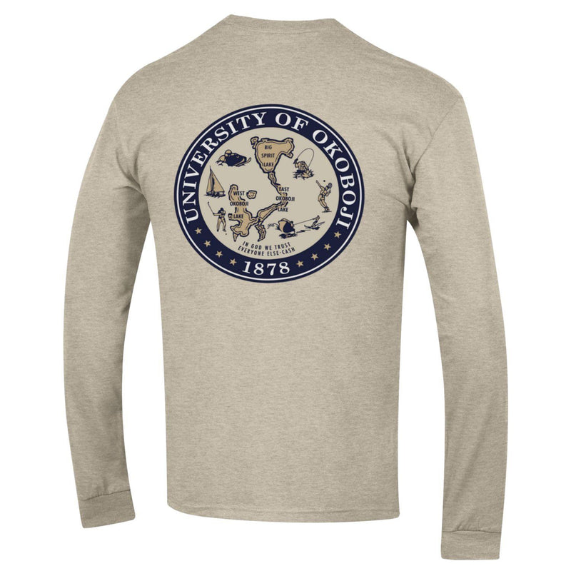 University of Okoboji Experience Long-Sleeve Tee