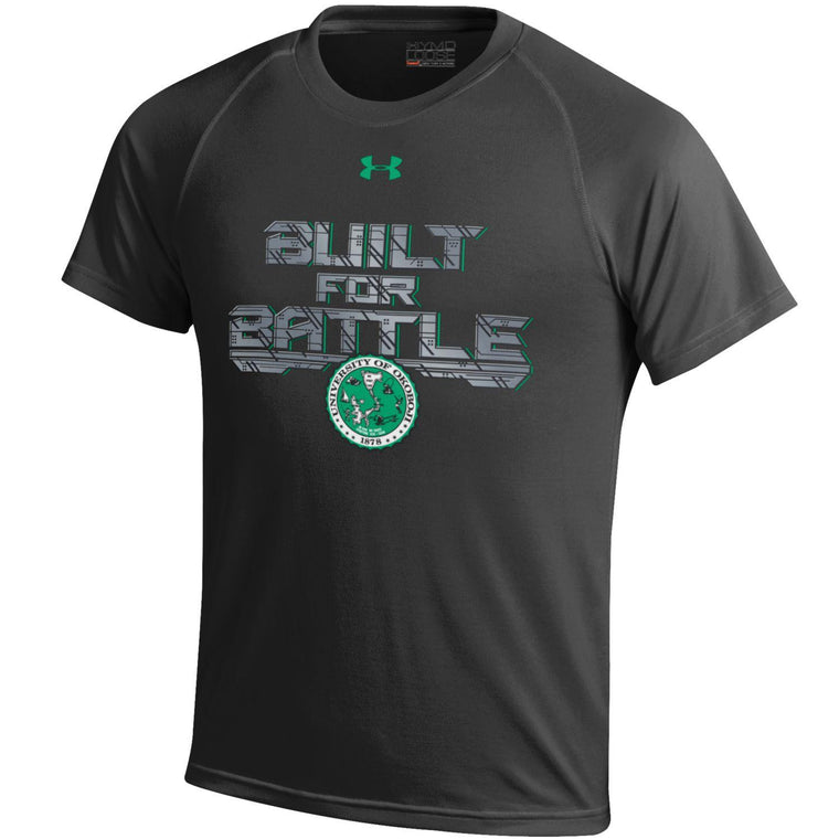 University of Okoboji Under Armour 'Built For Battle' Youth Tee