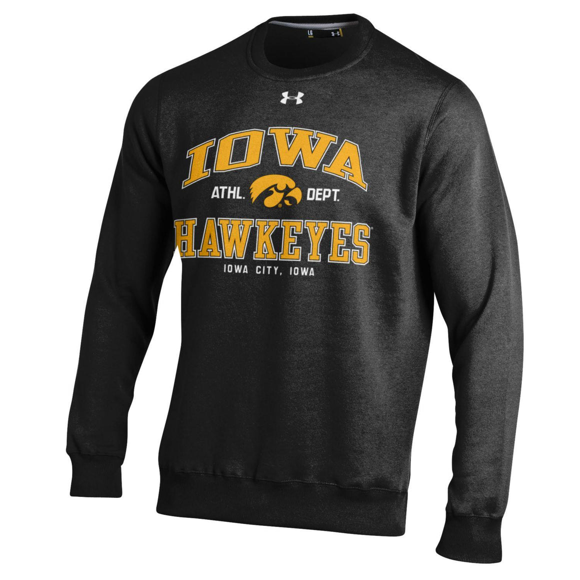 Iowa City Hawkeye Crewneck