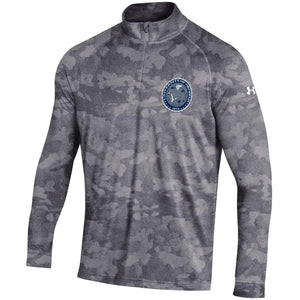 Under Armour U of O Cloud Steel Tech 1/4 Zip