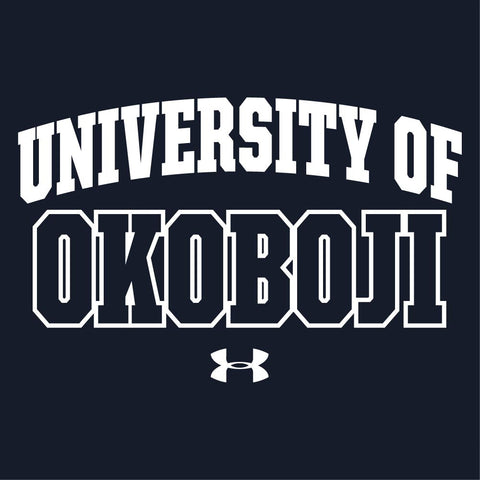 University of Okoboji Launch Hood - Midnight Navy