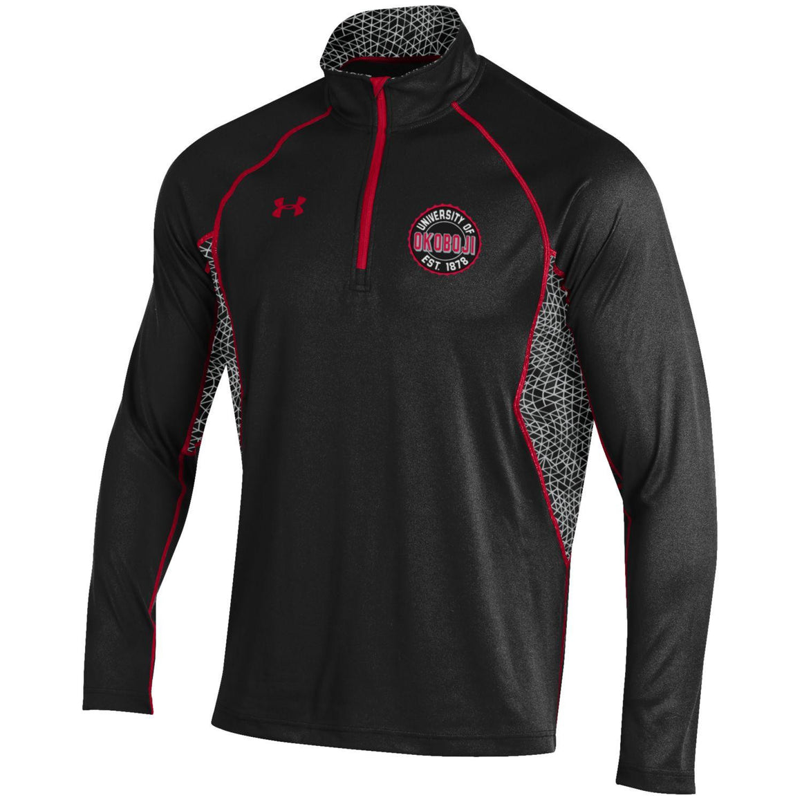 U of O Apex Tech 1/4 Zip