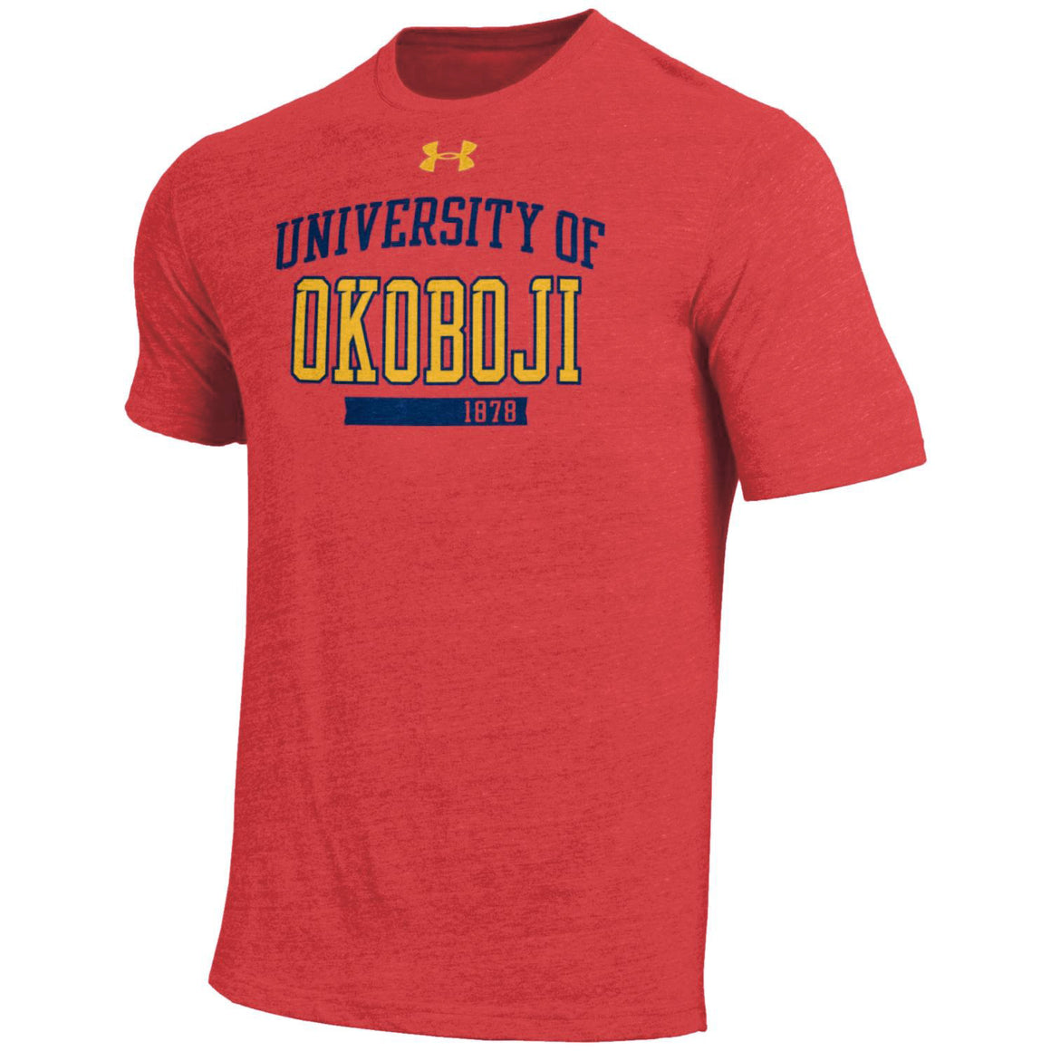 U of O Triblend Heathered Tee