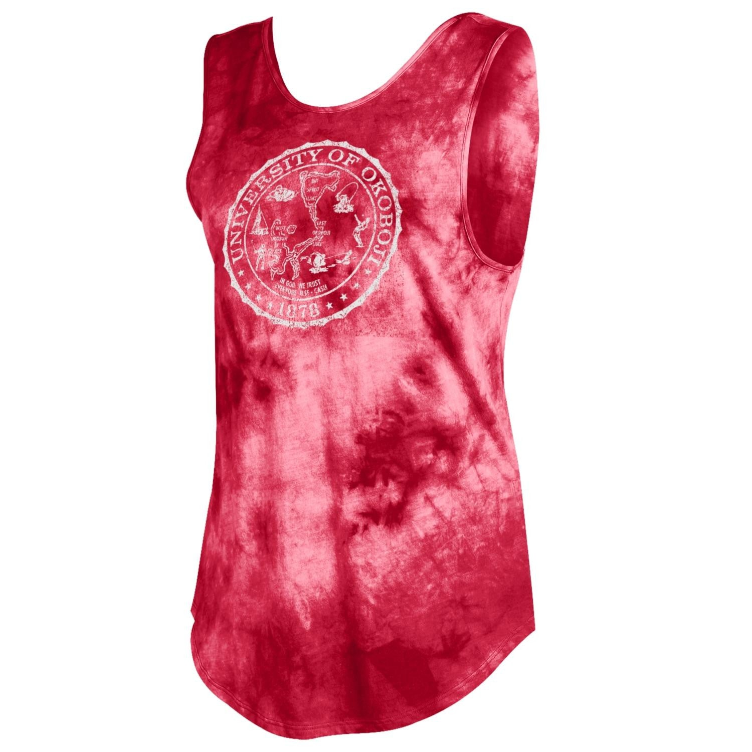 Women's Fusion Tank Limitless - Red