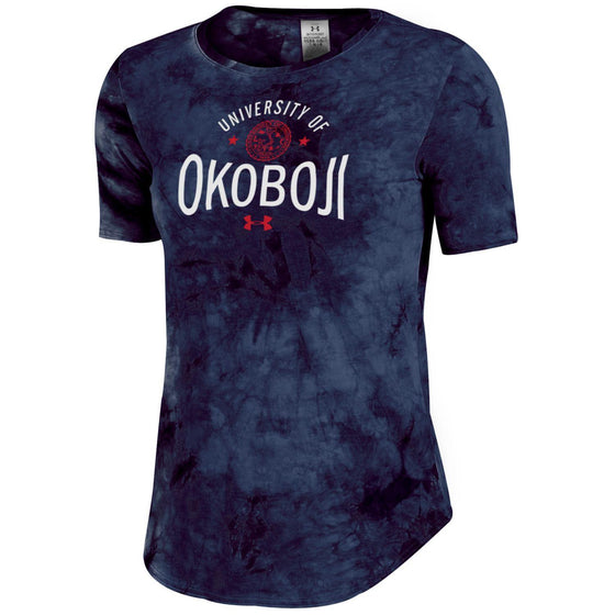 University of Okoboji Women's Fusion Shirzee - Midnight Navy