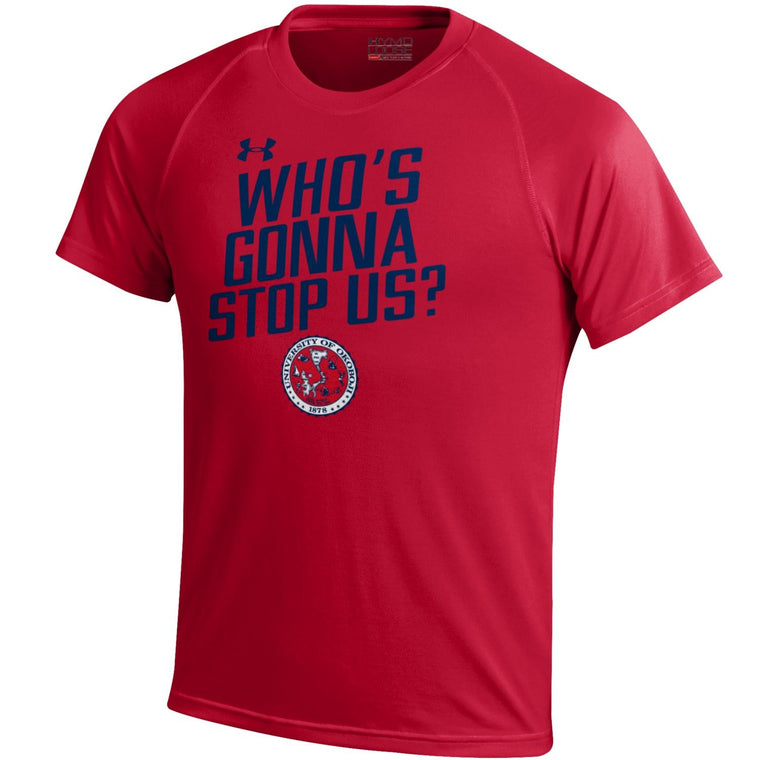 "Youth ""Who's Gonna Stop US"" Nu Tech T - Red"