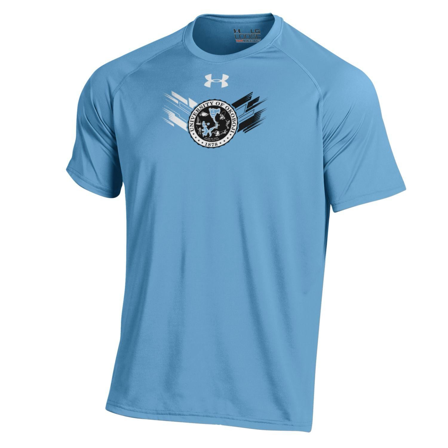 Wings Out University of Okoboji NuTech Tee SS