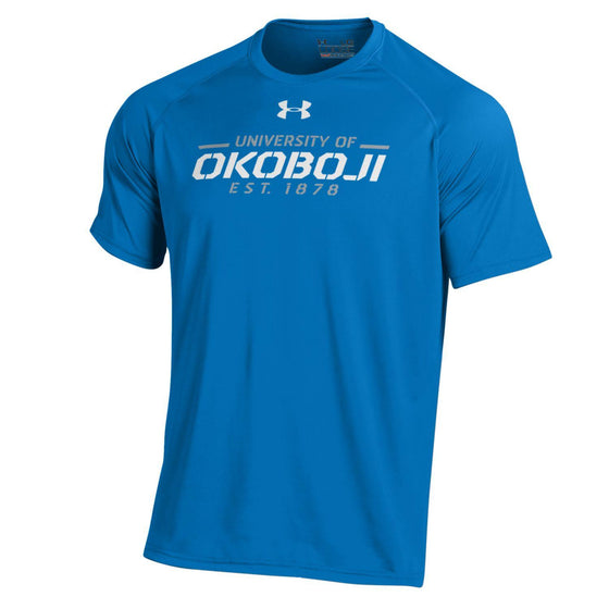 University of Okoboji Powder Keg Tech Tee