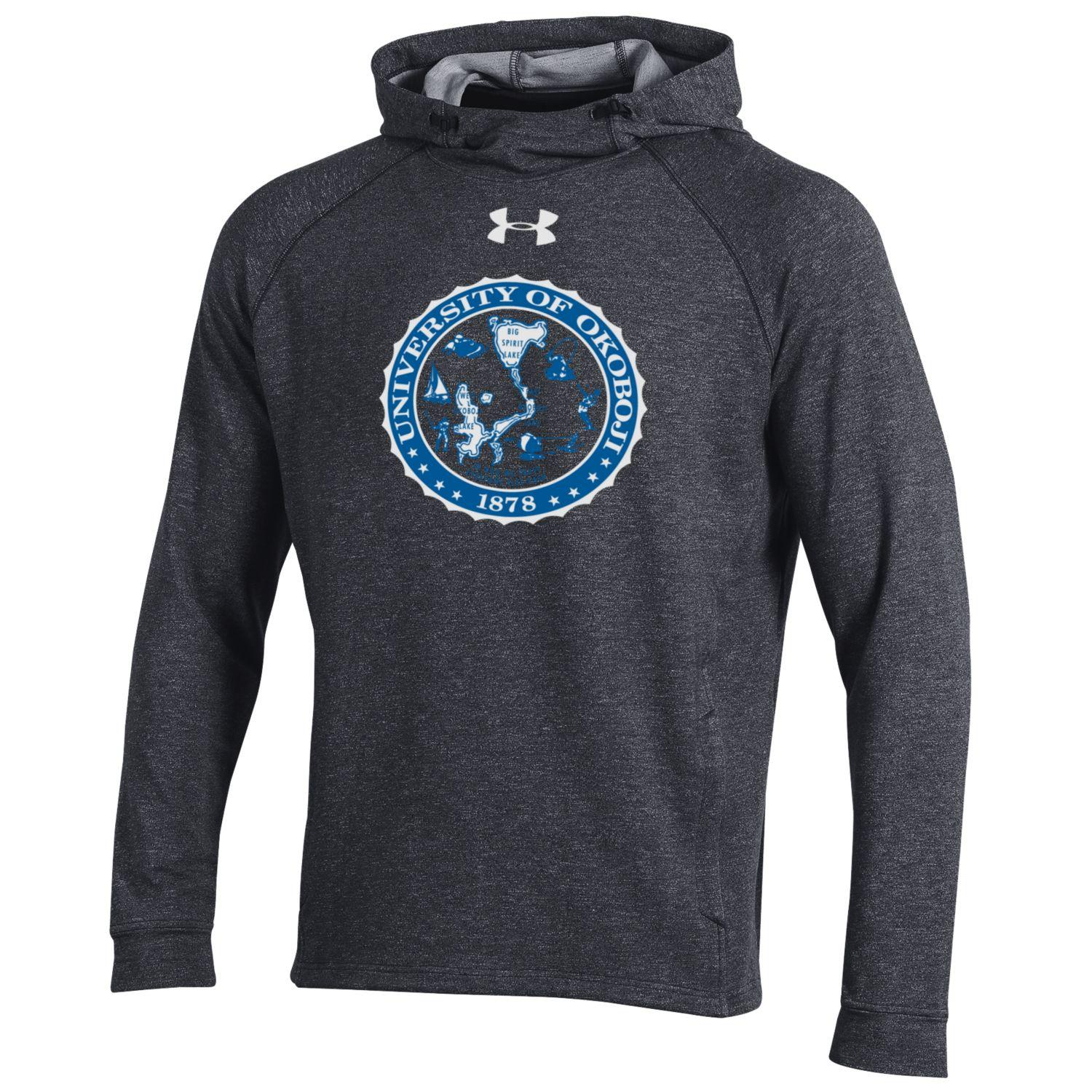 Under Armour Mock Neck Hoodie