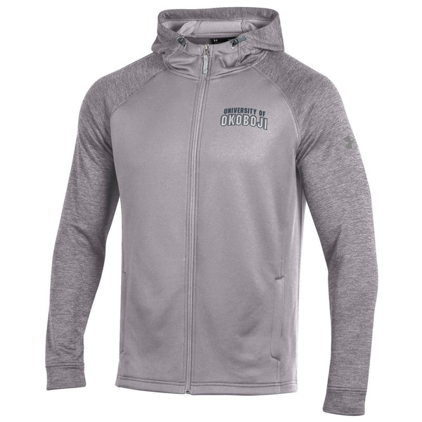 U of Okoboji Threadborne Tech Terry Full-Zip