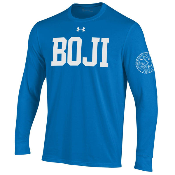 Boji Long-sleeve Tee: Royal Blue