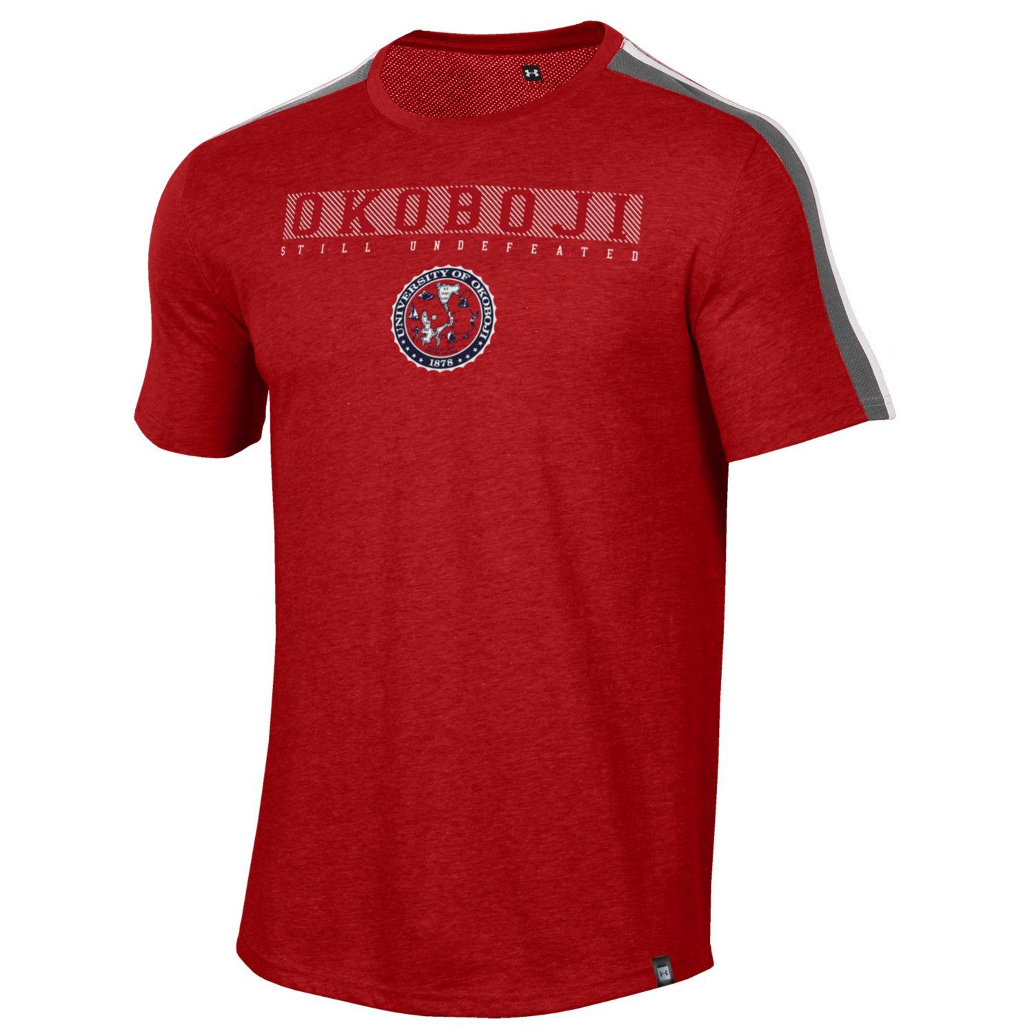Okoboji Training Camp Short Sleeve Tee - Flawless Red