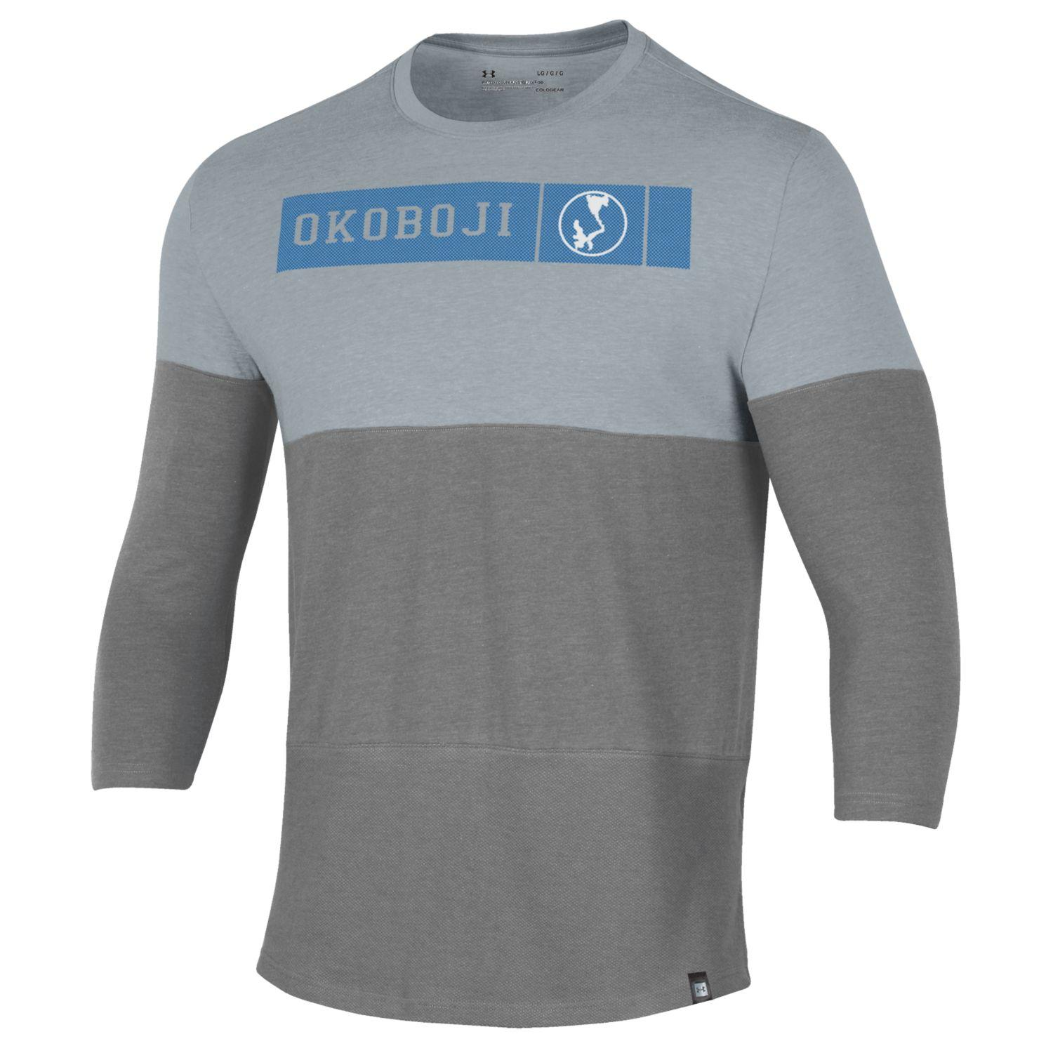 OKOBOJI TRAINING CAMP 3/4 TEE