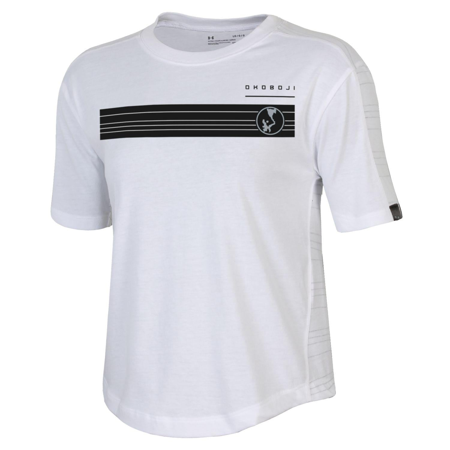 Okoboji Training Camp SS Tee - White/Stealth
