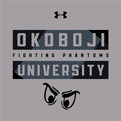 Okoboji Fighting Phantom Tech Short Sleeve Tee