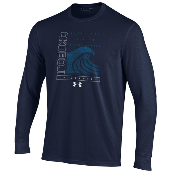 Okoboji YOUTH PERFORMANCE COTTON LONG SLEEVE TEE