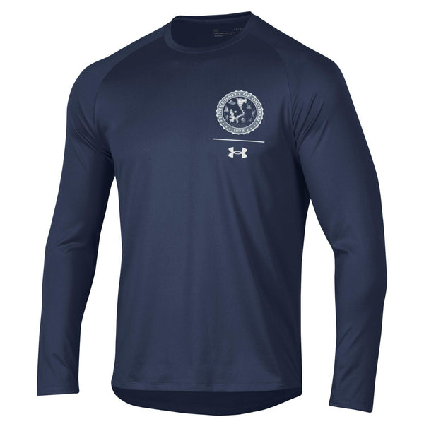 OKOBOJI Tech LS Tee 2.0 - Midnight Navy