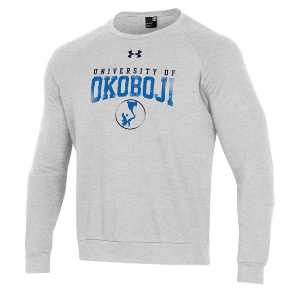 University of Okoboji ALL DAY FLEECE Crew