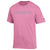 Pink with Silver Campus Tee T-Shirt