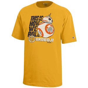 University of Okoboji Youth STAR WARS™ BB-8 Tee
