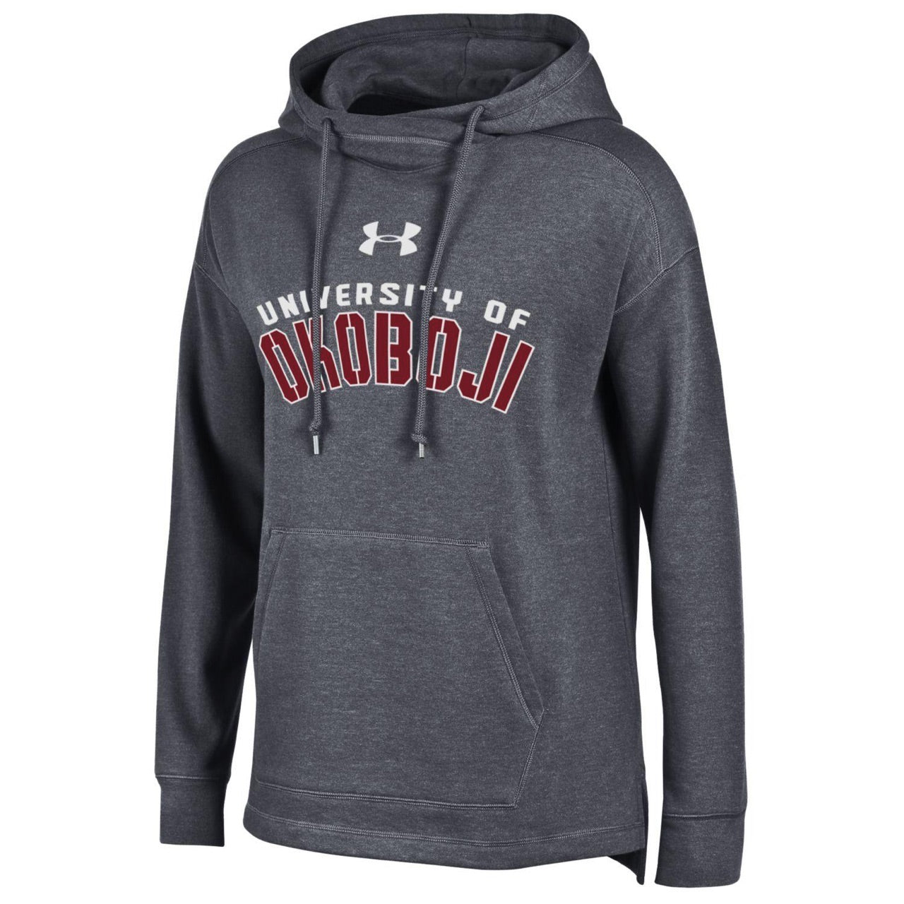 Under Armour Women's ColdGear® Dark Gray Hoodie